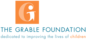 The Grable Foundation, dedicated to improving the lives of children logo